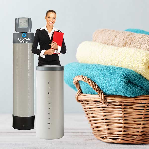 Remove Hardness From Your Water With The Premium Series Water Filtration System