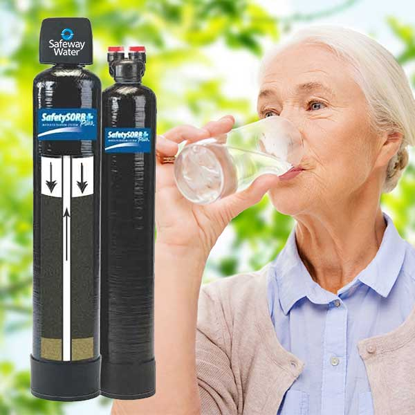 Get Better Water Throughout Your Home With The Safty-Sorb Whole House Water Filtration Systems